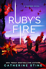 Ruby's Fire has a new cover!