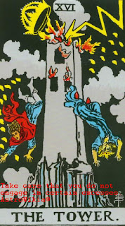 the tower july 2015 tarot card luck forecast