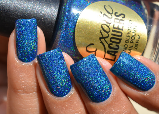 Exotic Lacquers Midnight Cowboy