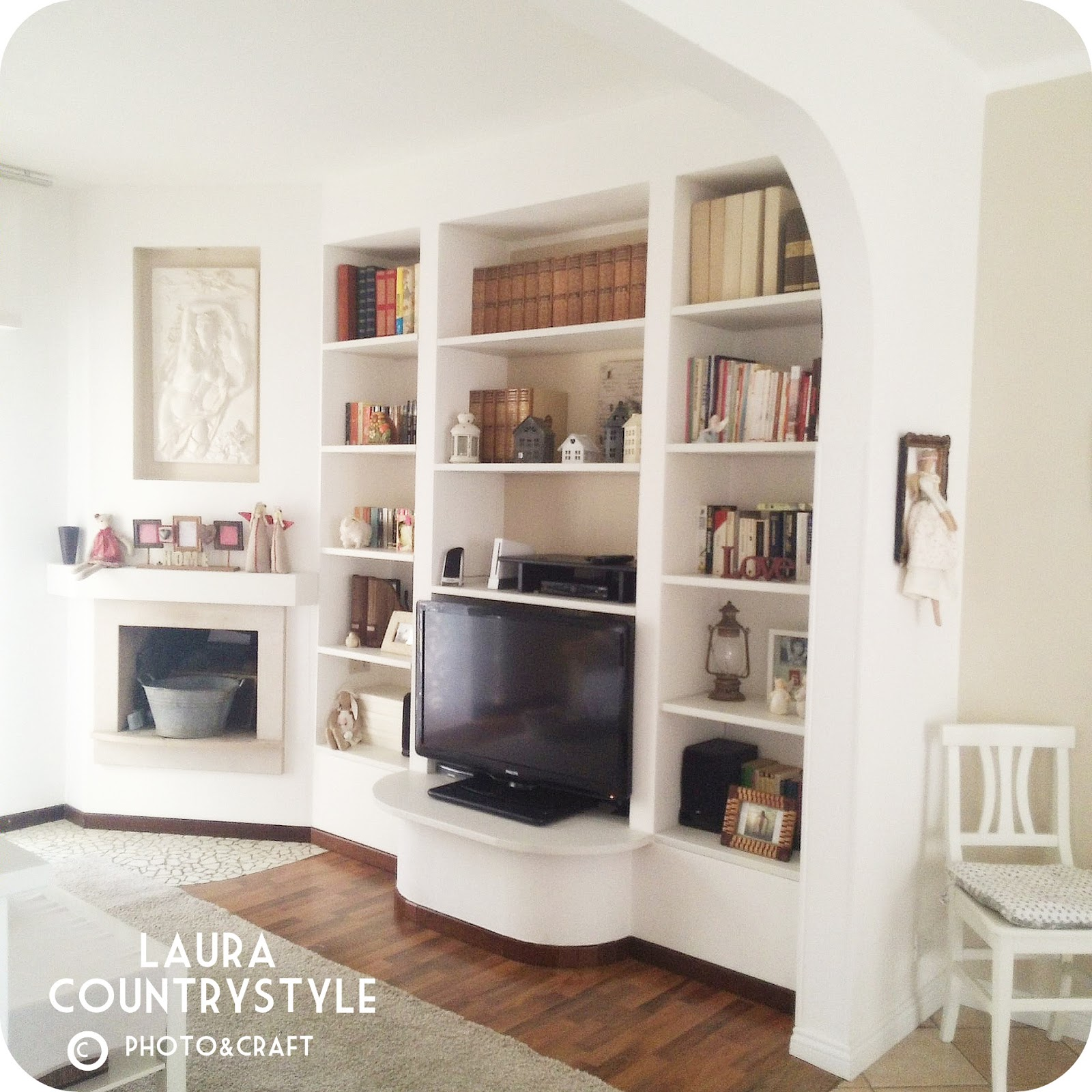 Country style: Regarding my home: restyling living room