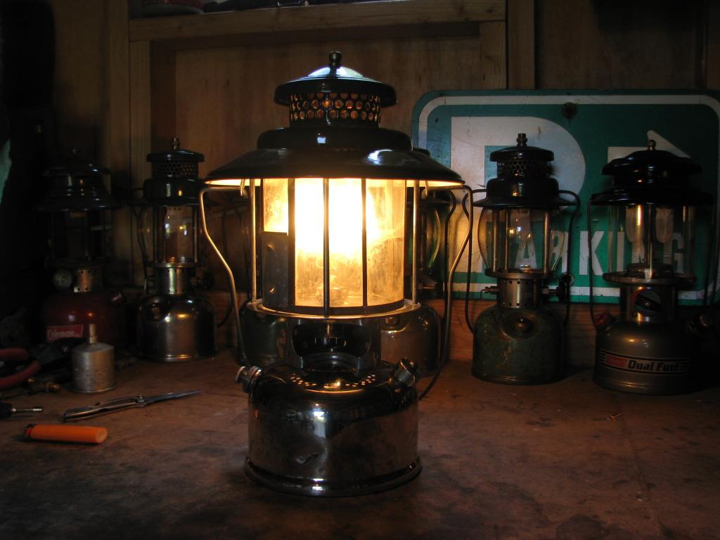 Fueled Lanterns
