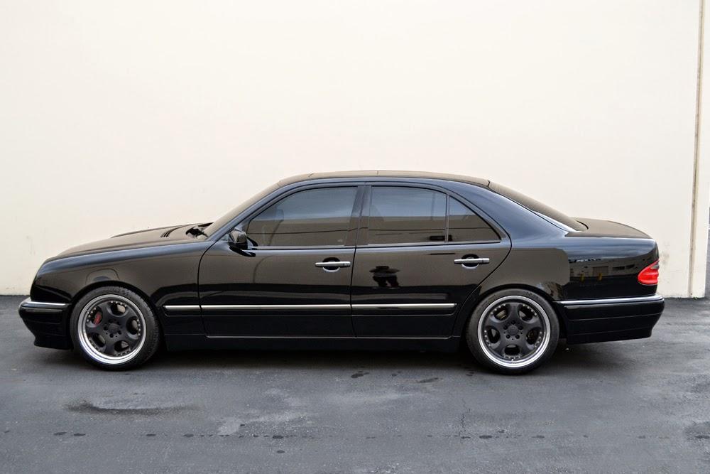 Brabus E65 W210 Benztuning