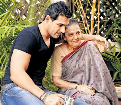 Bollywood Stars with Their Mom