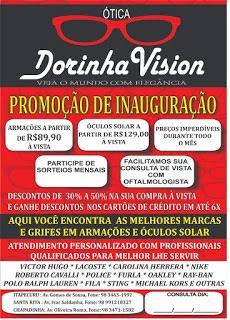ÓTICA DORINHA VISION