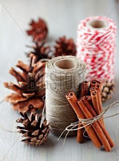 Adornos de Navidad con Canela, Decoracion Ecoresponsable II Parte