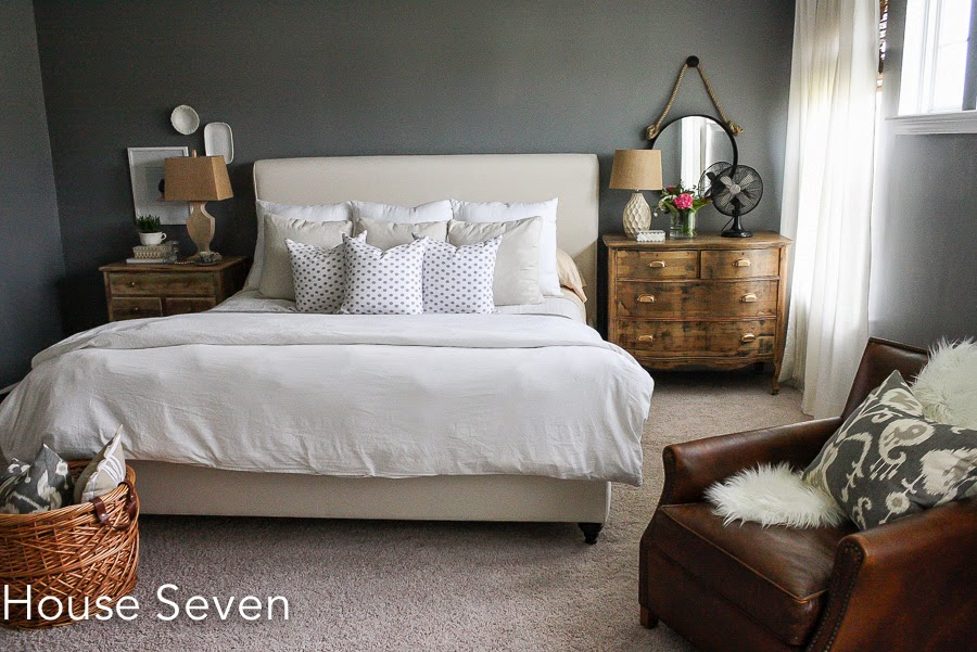 Master Bedroom Updates master bedroom update | house seven design+build
