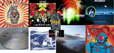 Incubus Discography
