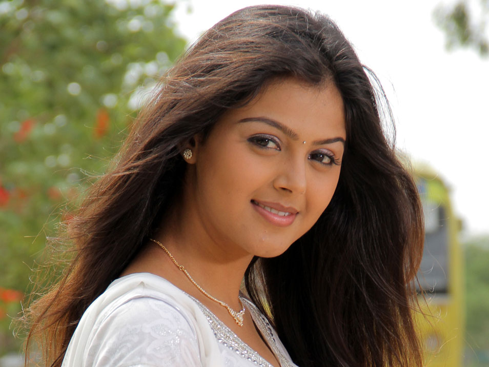 Monal Gajjar Photos in White Churidar Dress
