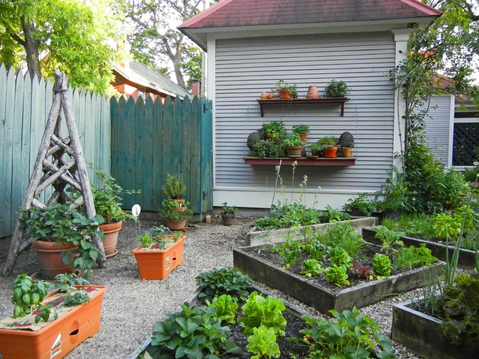 Pentamento planning a garden 2nd stage - P allen smith container gardens ...