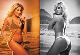 Ellen Roche Estaria Negociando Para Posar Nua Segundo Jornal