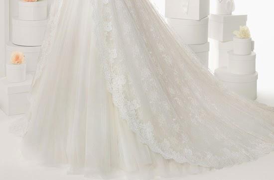 Oh mywedding tipos de telas para el vestido de novia - Chantilly telas ...