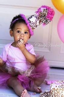 Gambar Bayi Perempuan Ulang Tahun Ke 2