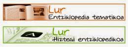 LUR - HIZTEGIA ETA ENTZIKLOPEDIA