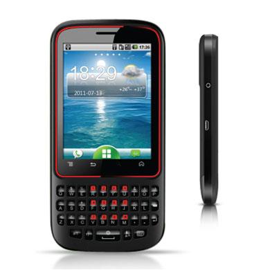 Harga dan Spesifikasi Hp Android Mito 9800 2012