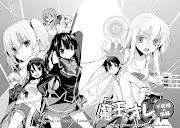 El segundo manga que estrenamos se llama: Maou na Ore to Fushihime no Yubiwa
