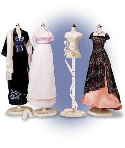 Série de vêtements portés par Rose , source