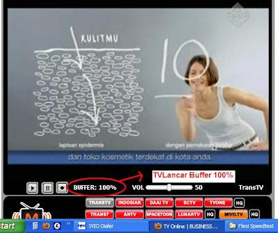 Lihat TV Online