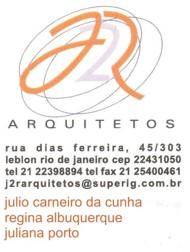 j2r ARQUITETURA