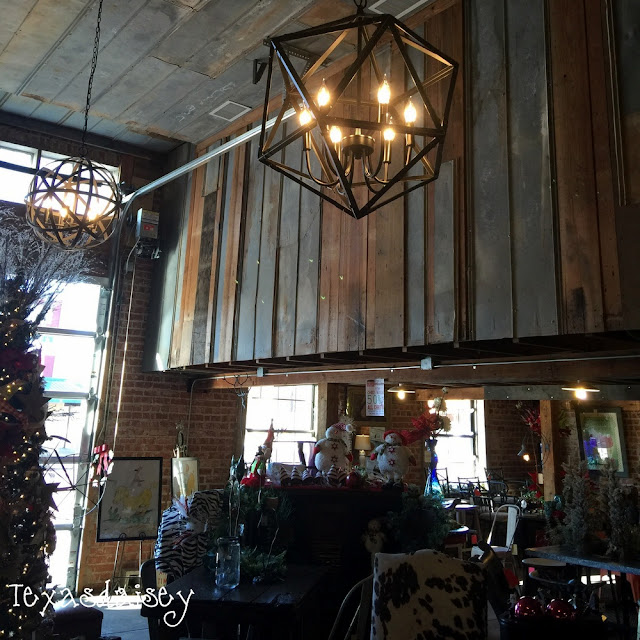 Look what I found, light fixtures and furniture like on Fixer Upper
