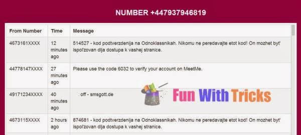 Bypass Phone SMS Verification of any Website_FunWidTricks.Com