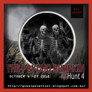 Psycho Pumpkin Hunt