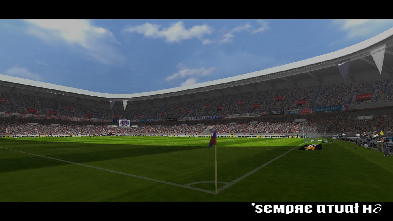 (Aporte) Dos Estadios Con Cesped HD
