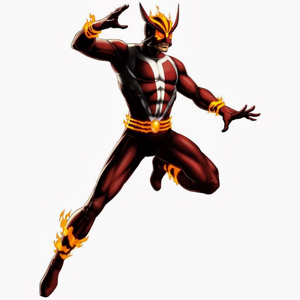 ooh neato marvel avengers alliance recruit sunfire