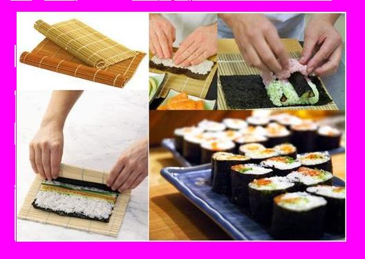 Kiero gym que tal si hoy preparas sushi en casa este for Que cocinar hoy facil y rapido