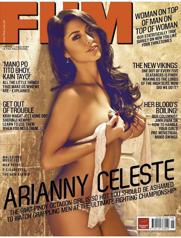 Arianny Celeste – FHM Magazine