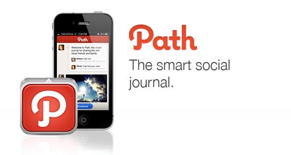 Cara Salin Status di Path Android