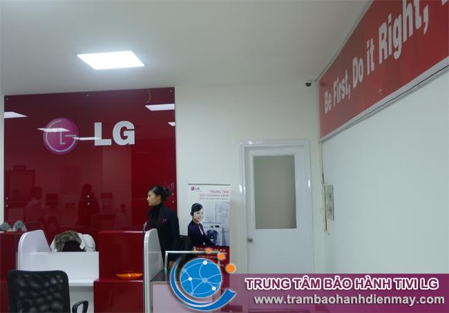 Trung tâm bảo hành tivi LG / Phục vụ tại nhà 24/7