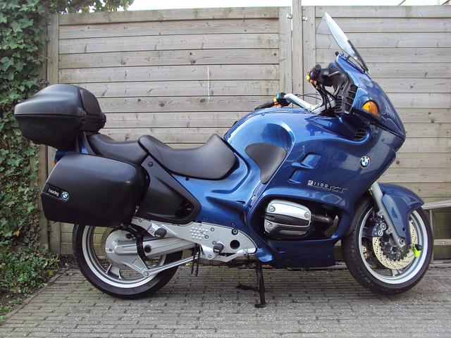 BMW R1100RT bikes