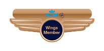 KLM Wings member