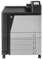 HP Color LaserJet M855xh Driver Download
