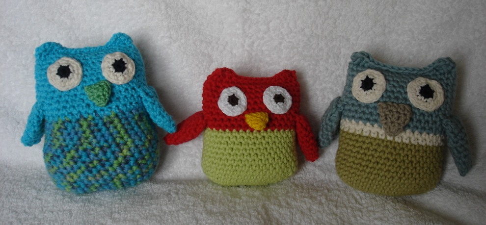 Free Crochet Pattern For Owl Toy : Is it a toy: A free pattern for 2012