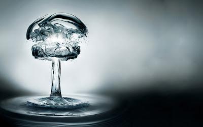 Contoh Karya Seni Menggunakan Air