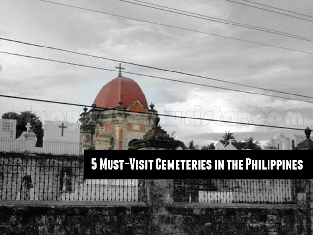 5 Must-Visit Cemeteries in the Philippines