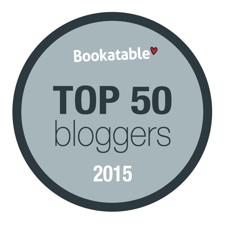 Top 50 UK Bloggers 2015.