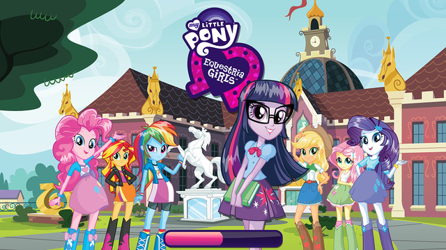 Equestria Daily MLP Stuff Girls App Hits The IOS Store
