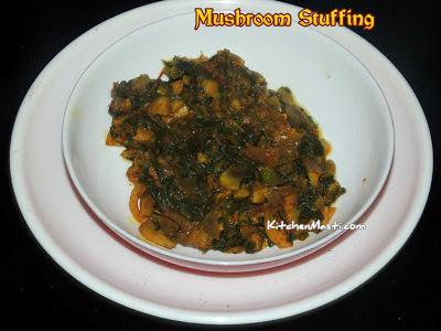 Mushroom Stuffings