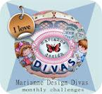 Marianne Designs divas