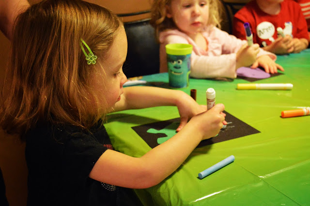 craft time for Monsters University Party #shop