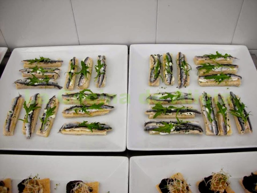 Pescado azul: es tiempo de boquerón, caballa y sardinas. Descubre aquí recetas para disfrutarlos