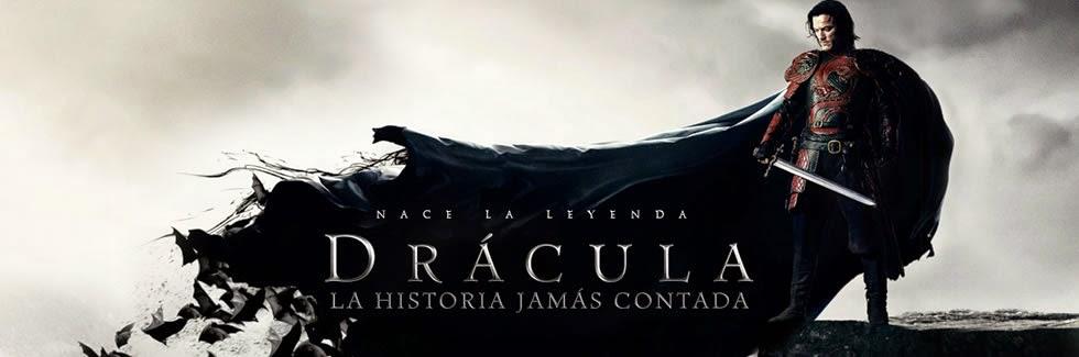 Drácula La Historia Jamas Contada poster latino