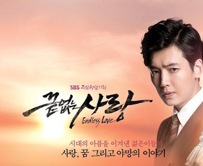 Biodata Pemeran Drama Endless Love 2014