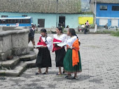 Indígenas de Mocha.