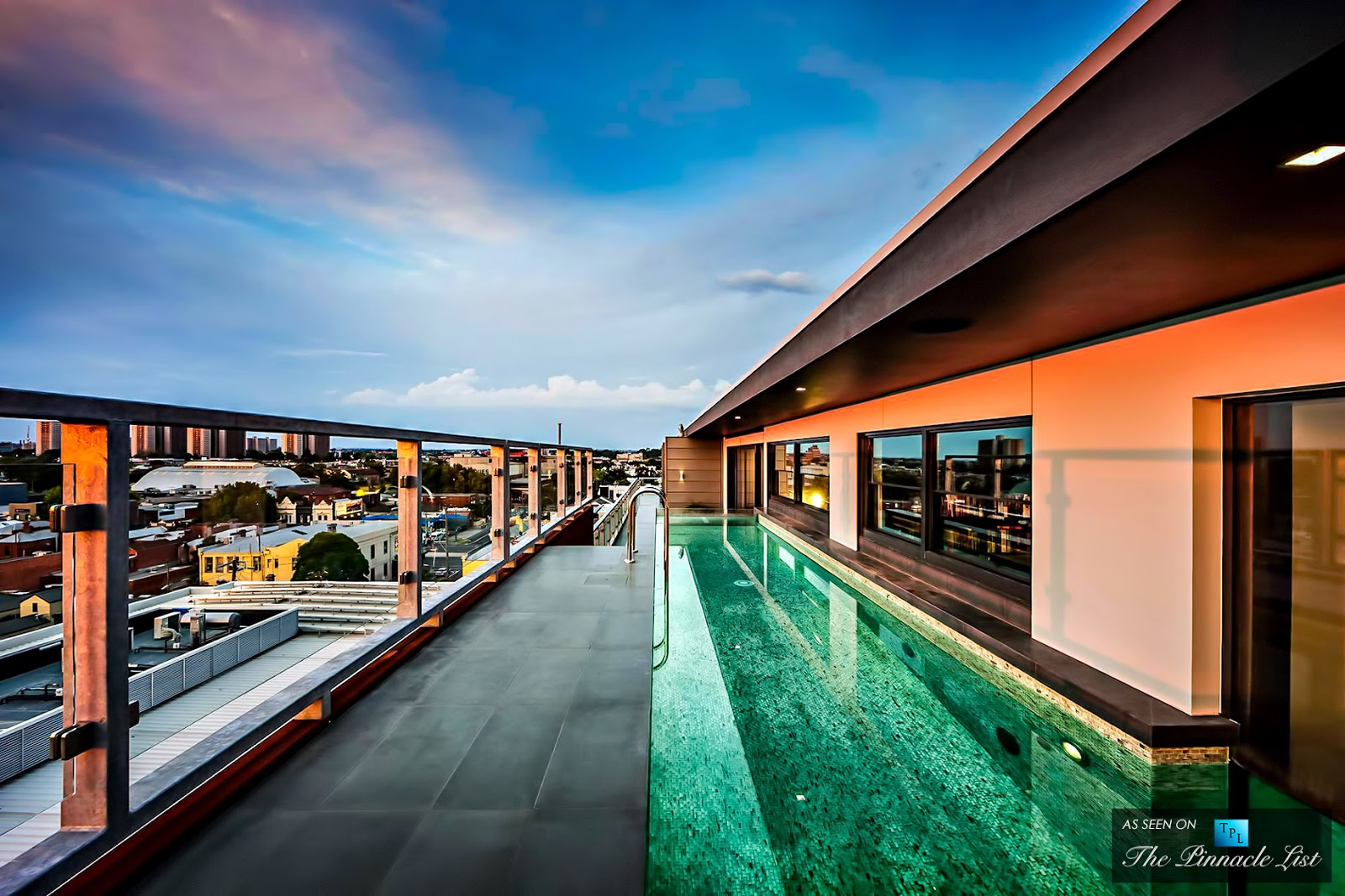 Passion For Luxury Cubo Penthouse 59 Coppin Street Melbourne Victoria Australia