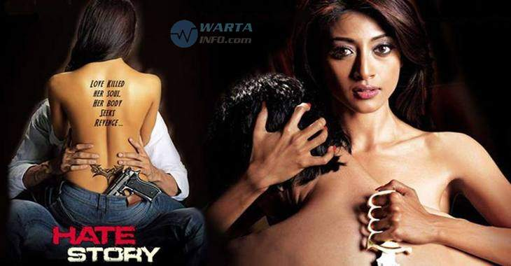 Foto Images poster Hate Story Film semi erotis India Bollywood paling Hot