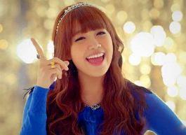 A Pink My My Eunji