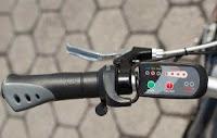 pengatur kecepatan sepeda listrik